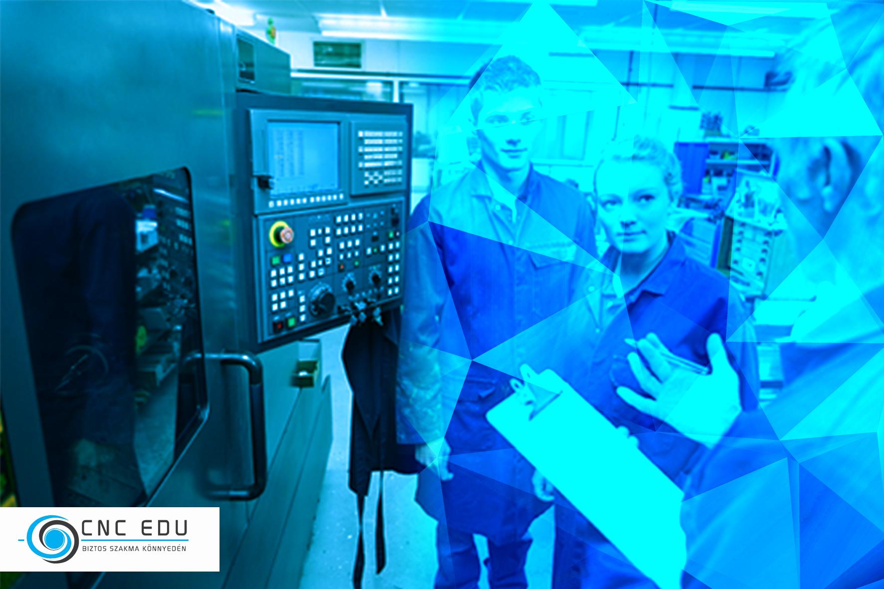 Magyar nyelvű oktatószoftver CNC szerszámgépek programozáshoz és gépkezeléshez